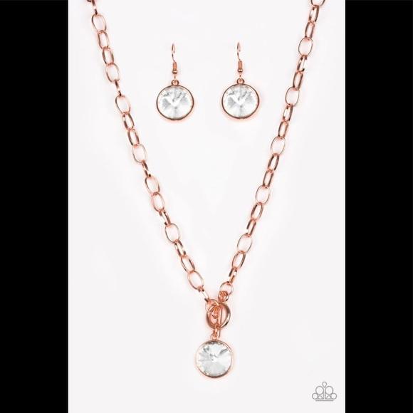 ✨3 for $10✨ Dar rose gold necklace